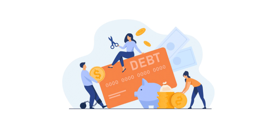 How-can-get-out-of-debt-with-bad-credit-and-no-money